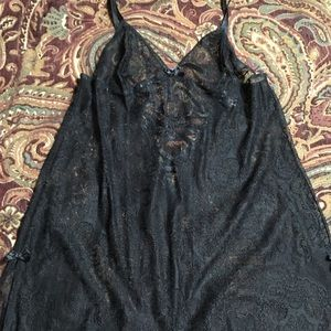 Victoria's Secret Lace Chemise